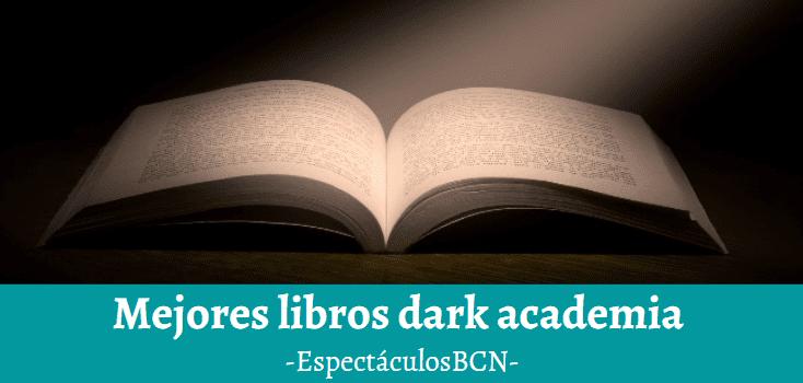 dark academia books