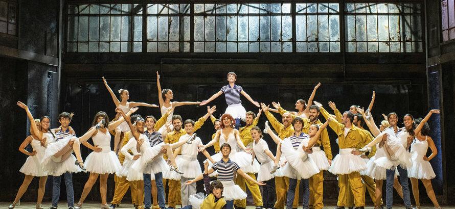 Crítica: Billy Elliot, al Teatre Victoria
