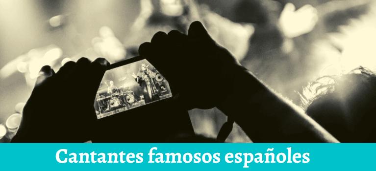 mejores cantantes españoles